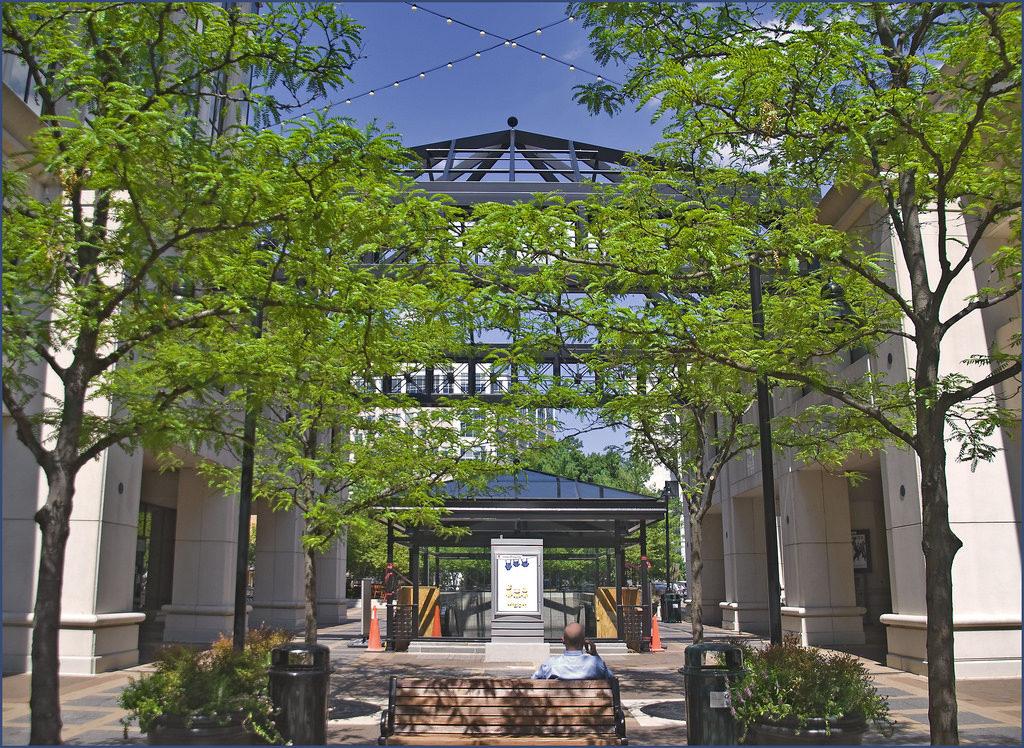 Courthouse Arlington, VA Renata Briggman Arlington real estate neighborhood expert