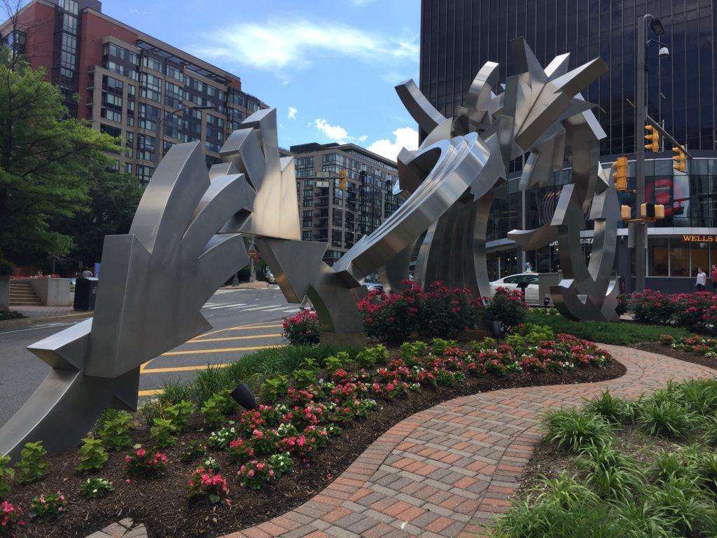 Rosslyn, Arlington, VA Public Art